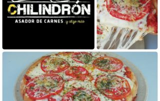 chilindron pizza